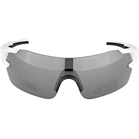 BBB FullView BSG-53 Sportbrille weiss glanz
